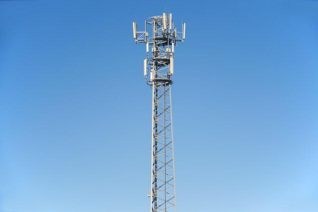 5g phone tower